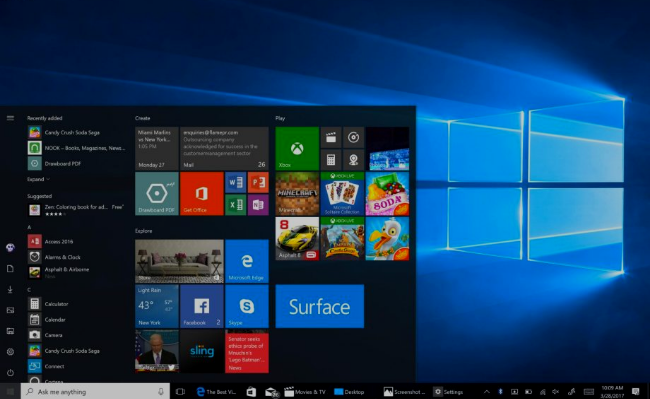 Como restaurar windows 10