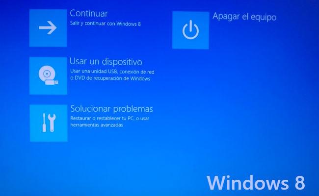 como formatear una laptop windows 8