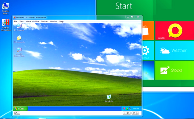 instalar windows XP