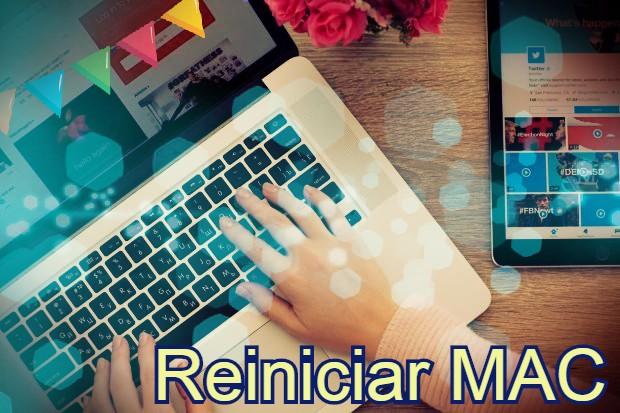 reiniciar macbook