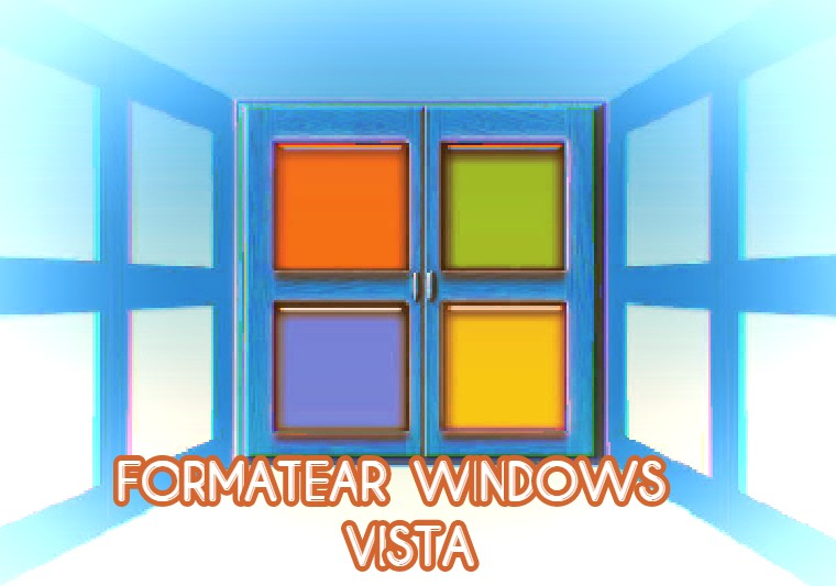 formatear ordenador windows vista